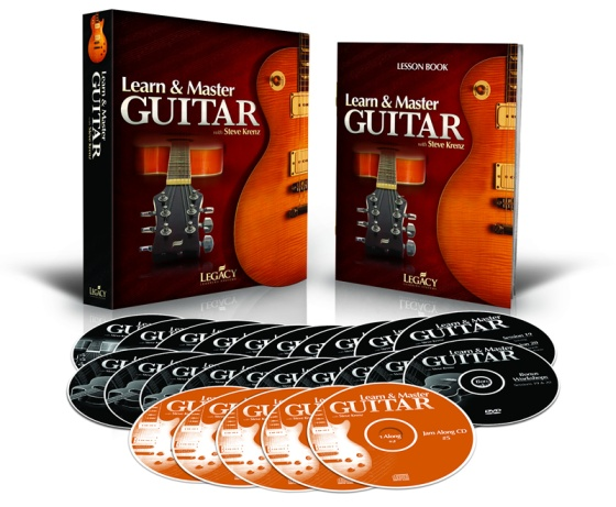 Guitar Instruction DVD
